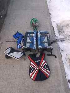 Street hockey/mini stick equip