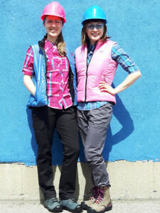 Ladies Fashionable and Functional Workwear