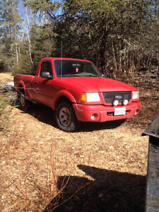 Ford ranger for parts