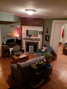 Large one bedroom downtown Summerside.