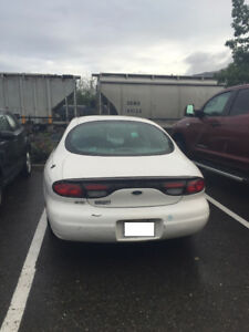 1998 Ford Taurus - Good Winter Car for Sale, as is, where is.