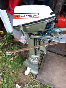 6 hp Johnson seahorse
