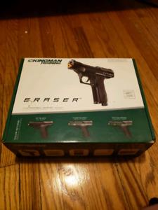 Kingman eraser paintball gun pistol