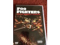 Foo fighters live dvd