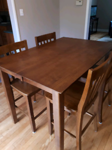 Pub style dining set *reduced price*