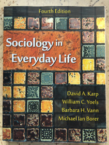 SOC107 Textbook- Sociology in Everyday Life