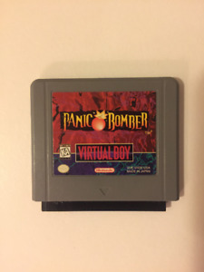 Panic Bomber for Virtual Boy