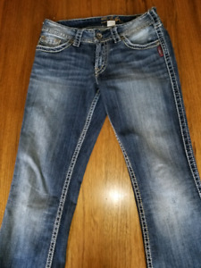 Jeans femme taille 27