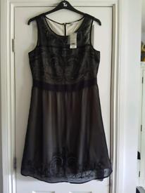 Stunning George Evening dress brand new size 16