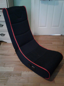 Floor Gaming Chair   Great Condition