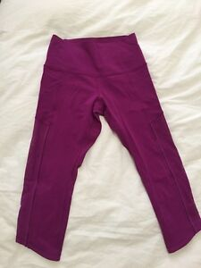 Women's Lululemon Hot to Street Crop