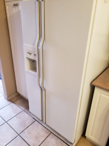 "House contents sale 32"" refrigerator"