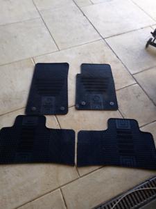 Holden Colorado genuine floor mat set