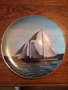 Vintage Decorative Plate, limited edition