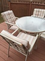 PATIO SET - GREAT DEAL!!
