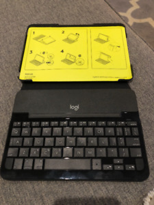 Logitech Keyboard Case for IPad mini 4