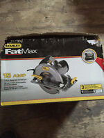 Stanley Fat Max Corded Skill Saw