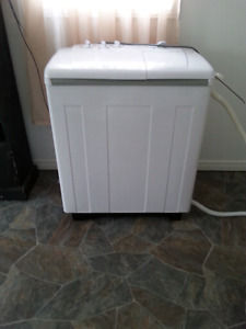 Washer spin dryer