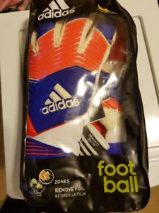 New Adidas Size 10 Goalkeeper Gloves