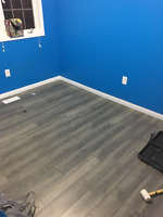 Big Sales on Laminate and Vinyl Planks (Installation FREE!!!)
