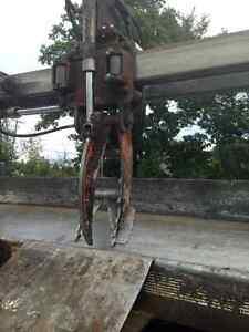 20-20 CSC Multitech Fuelwood Processor