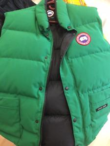 Canada Goose Vest - XL - Green