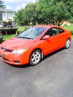 2006 Honda Civic coupw