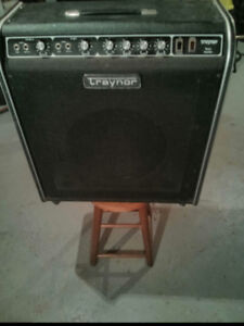 Traynor YBA-4 Combo 50 watt all tube