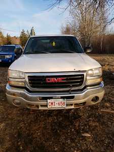 2004 GMC Sierra for sale or trade 2950 obo