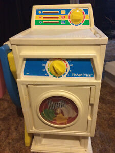 Fisher Price Washer and Dryer