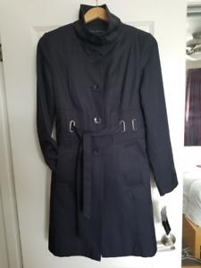 Lady Via Spiga Trench Coat (small)