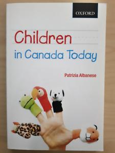 Children in Canada Today - Patrizia Albanese