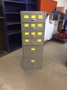 Heavy Duty Metal Filing Cabinet London Ontario image 1