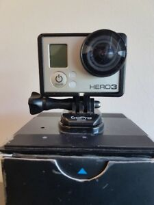 Selling Go Pro Hero 3 Silver Edition for $120 or Best Offer