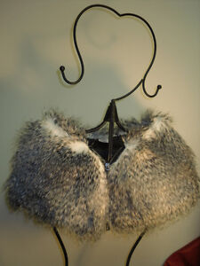Faux FUR Shoulder wrap 1/2 Price $10.00