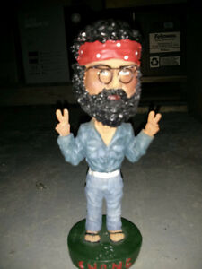 Cheech and Chong bobble heads