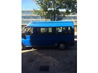 Ford transit Factory fitted 12 seater with full seatbelts