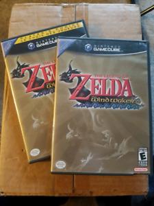 Zelda for gamecube.