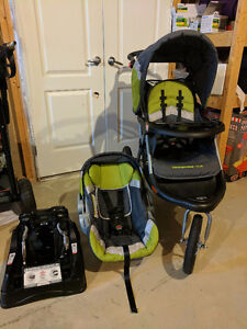 Baby Trend Travel system - Expedition EXL Jogger