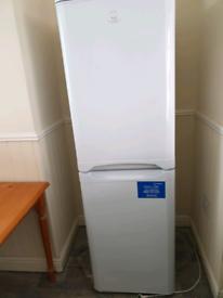 Indesit 6 ft fridge freezer can deliver