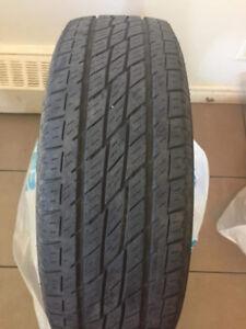 1 seul pneu 4 saisons
