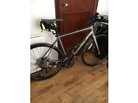 Whyte Sussex 54cm road triathlon bike as new