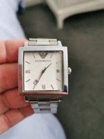 Armarni dress watch