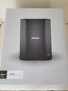 Bose S1 Pro music system brand new 600$