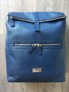 DSquared leather backpack