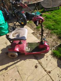 Shoprider 3 wheeler