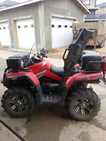 !!!Price Reduced!!! 2009 Can-Am Outlander 800XT