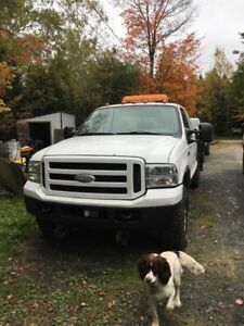 2005 Ford F-250 Superduty FX4 $2000 obo