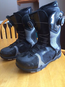 Ride 'The Trident' snowboard boots