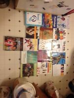 Early Childhood Education first and second year text books.